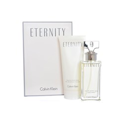 Eternity Femme EDT Spray 50ml Body Lotion 100ml