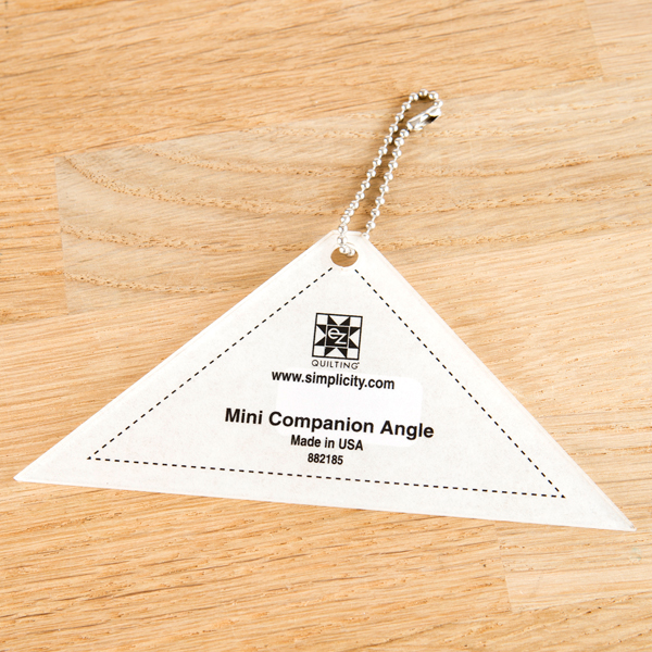 Mini Companion Angle Templates No Colour