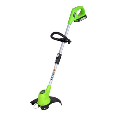 Greenworks 24V Grass Trimmer with Battery