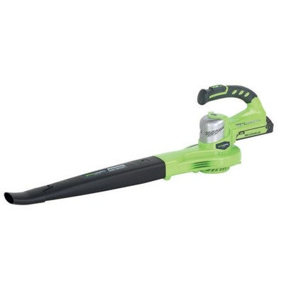 Greenworks 24V Blower with Battery
