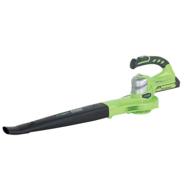 Greenworks 24V Blower with Battery No Colour