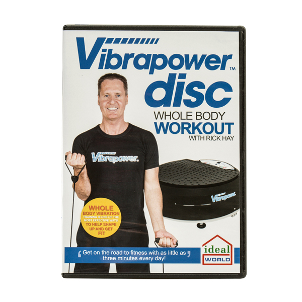 Vibrapower Disc DVD Vol II No Colour