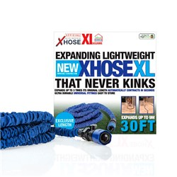 XHose XL 30ft with Adaptor