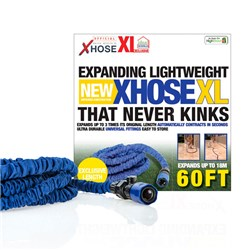 XHose XL 60ft with Adaptor