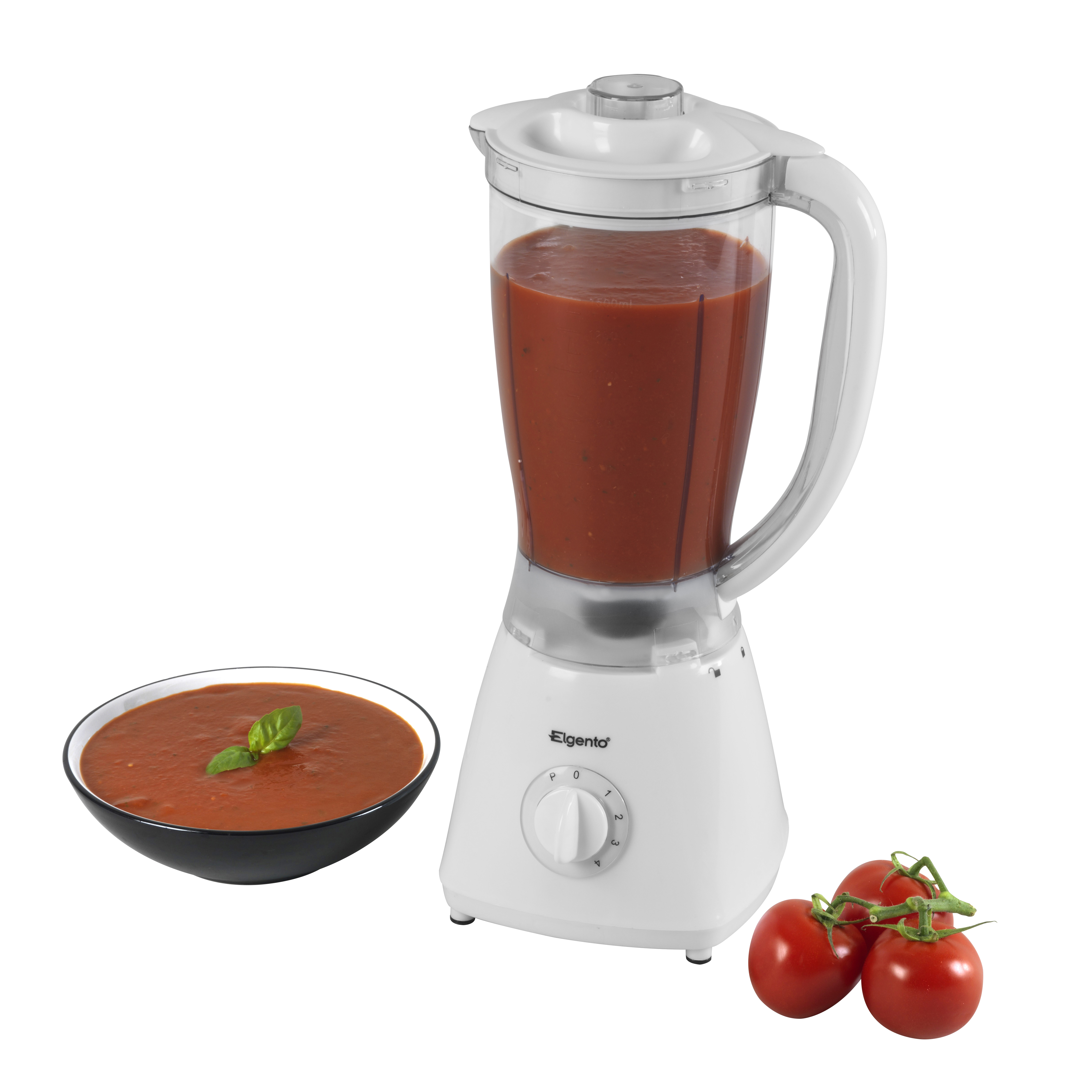 Elgento 1.5L Blender No Colour