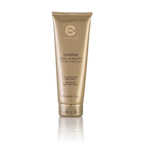 Elizabeth Grant Supreme Cleansing Mousse No Colour
