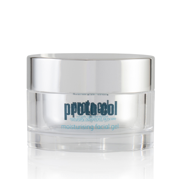 Proto-col Coral and Collagen Moisturising Facial Gel Jar 50ml No Colour