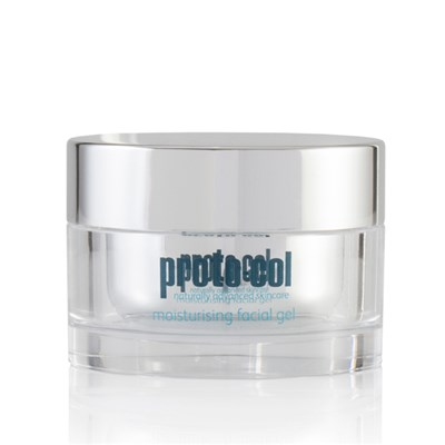 Proto-col Coral and Collagen Moisturising Facial Gel Jar 50ml