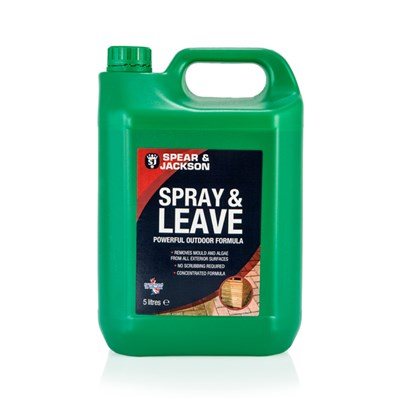 Spear and Jackson 5L Spray and Leave