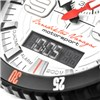 Vostok Europe Gents Vanagas Dakar Rally Ana-Digi Quartz Chronograph Watch with Interchangeable Genuine Leather and Silicone Straps