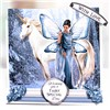 Debbi Moore Winter Fairies Papercrafting CD ROM