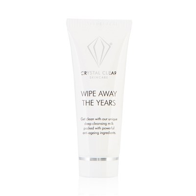 Crystal Clear Wipe Away the Years Cleansing Milk 25ml