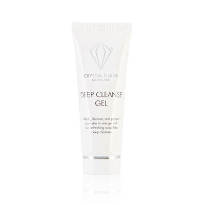 Crystal Clear Deep Cleanse Gel 25ml