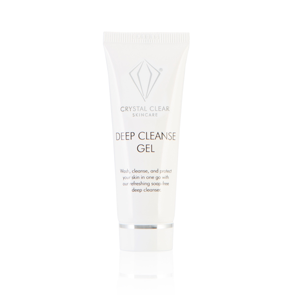 Crystal Clear Deep Cleanse Gel 25ml No Colour
