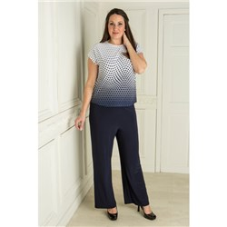 Reflections Printed Top and 29 Inch Trouser