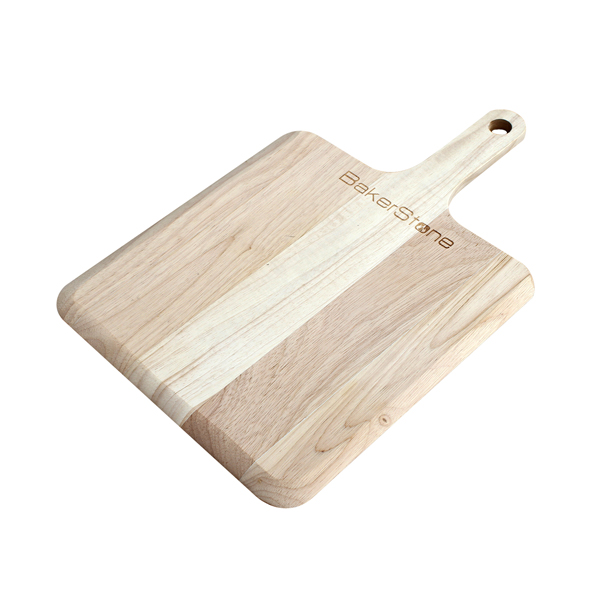 Bakerstone Rubberwood Pizza Peel No Colour