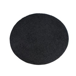 William Armes Fiji Washable Circular Rug - Size 100cm