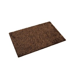 William Armes Fiji Washable Hearth Rug - Size 90 x 57cm