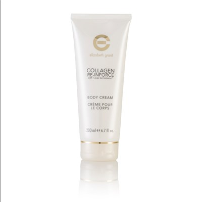 Elizabeth Grant Collagen Re-Inforce Body Cream 200ml