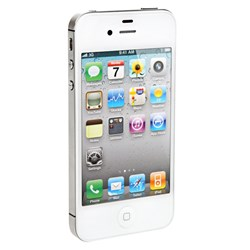 Apple iPhone 4S 32GB with Retina Display - Network Unlocked - Micro SIM Card Required - Reconditioned with 1 Year Warranty