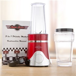 Gourmet Gadgetry 3-in-1 Drinks Maker