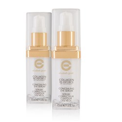 Elizabeth Grant Collagen Re-Inforce Concealing Eye Serum 15ml Twinpack