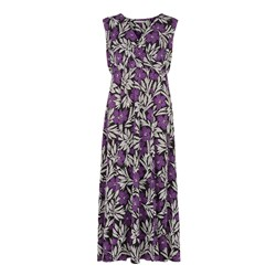 Ann Harvey Cracked Floral Print Dress