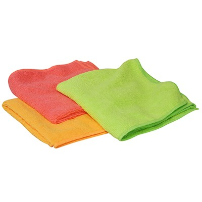Microfibre Cloths (Triple Pack)