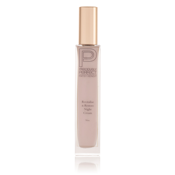 Preciously Perfect by Patsy Kensit Night Cream 50ml No Colour