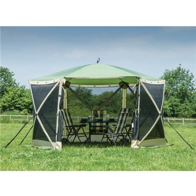 The Screen House 6 Instant Gazebo - 3.5m x 3.5m