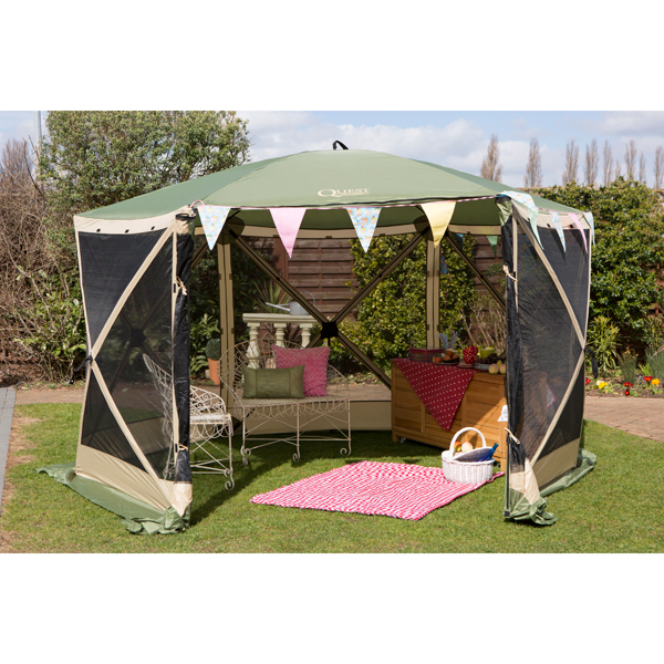 Instant Screen Room : The screen house instant gazebo m