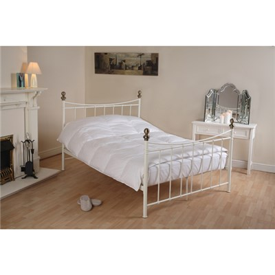 Single 10.5 tog Goose Feather and Down Duvet