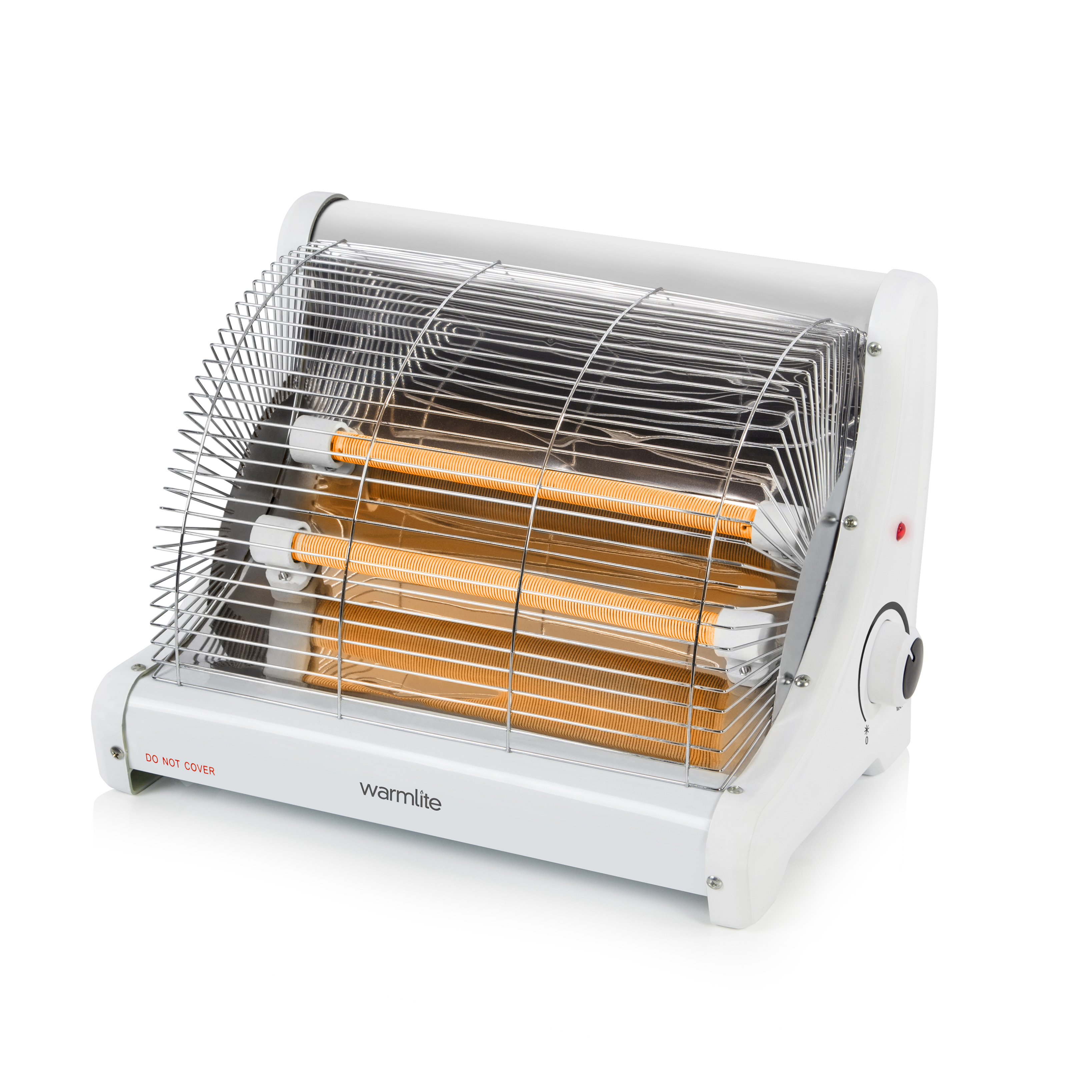 Warmlite Radiant 2 Bar Heater No Colour