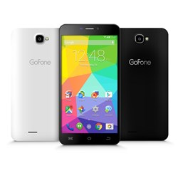 GoFone 6 inch Dual Core 8GB Smartphone with 2MP Camera Bundle