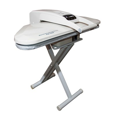 Classic Plus 80cm Steam Press with Adjustable Stand, Garment Steamer & Accessory Pack