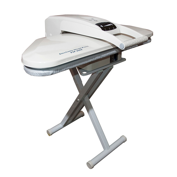 Classic Plus 80cm Steam Press with Adjustable Stand, Garment Steamer & Accessory Pack No Colour