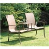 Havana Duo Seat Bronze No Colour