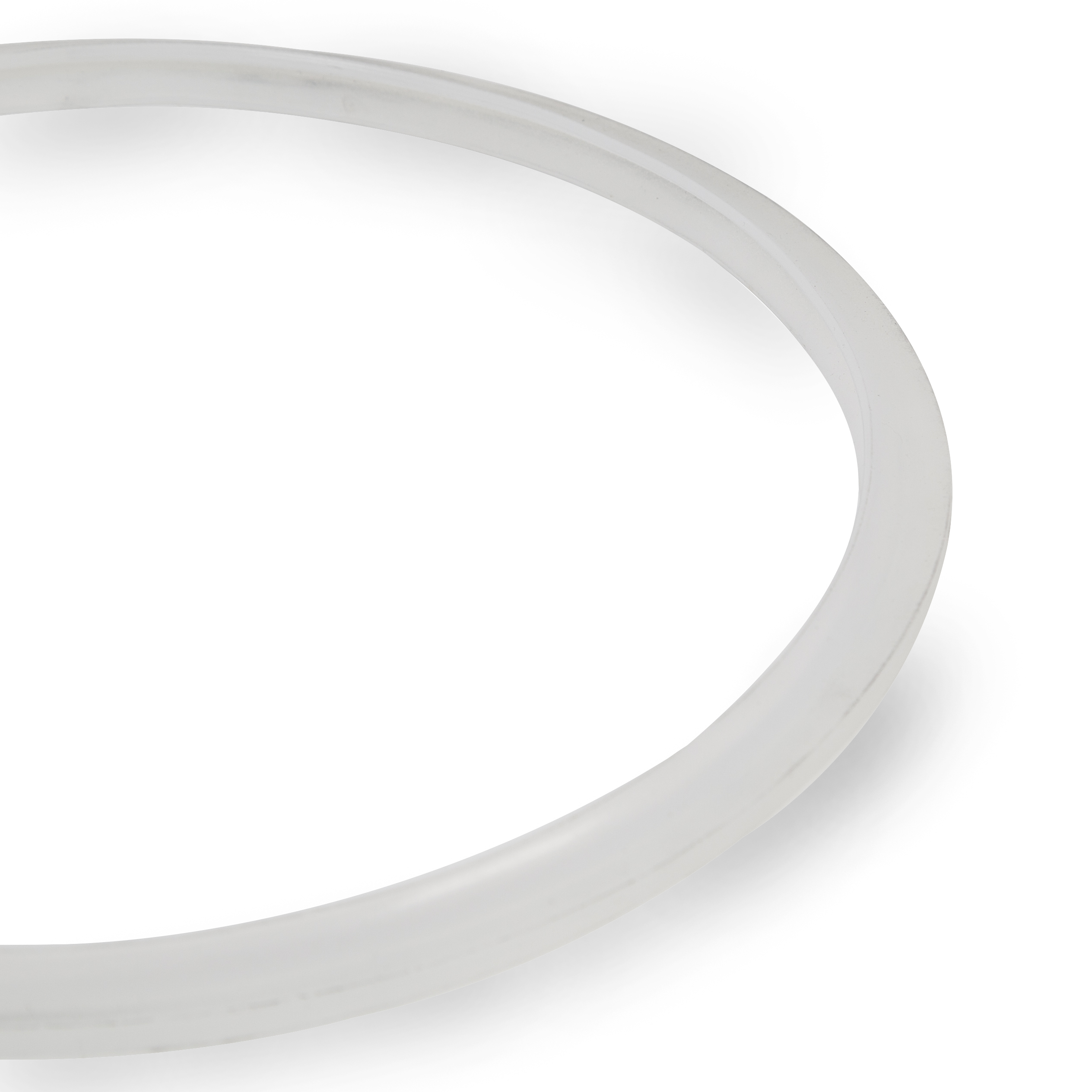 Tower 22Cm Sealing Ring Translucent - Translucent No Colour