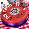 Cakerations Numbers, Alphabet and Flowers Cake Dies with FREE Peony, Heart and Circles Cake Dies No Colour