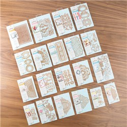 Spellbinders Victorian Garden Complete Die Collection