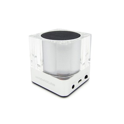 Urban Monkey LED Soundcube Portable Bluetooth Speaker