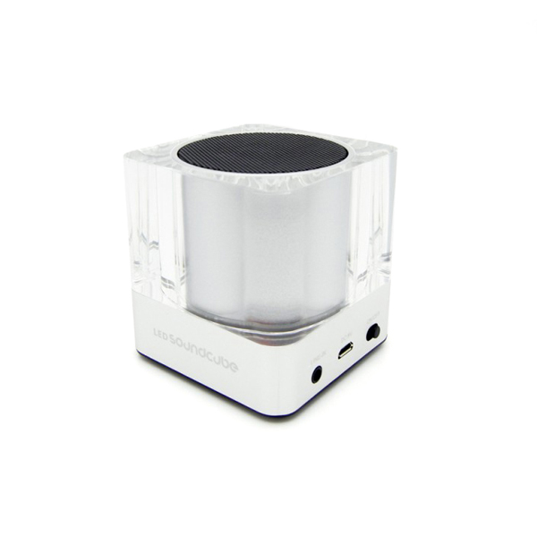 Urban Monkey LED Soundcube Portable Bluetooth Speaker No Colour