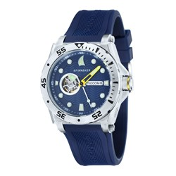 Spinnaker Gents Overboard Automatic Watch with Silicone Strap