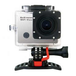 Easypix GoXtreme WiFi View -Full HD Action Cam - 5cm Display - HDMI - Waterproof - Accessories Included