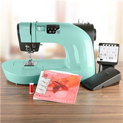 Toyota Oekaki Renaissance LCD Sewing and Embroidery Machine with 3 Year Warranty