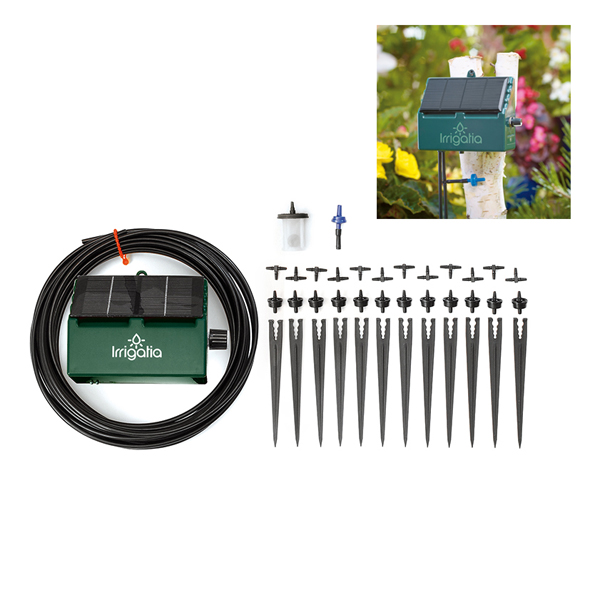 Irrigatia Medium Solar Powered Watering System No Colour