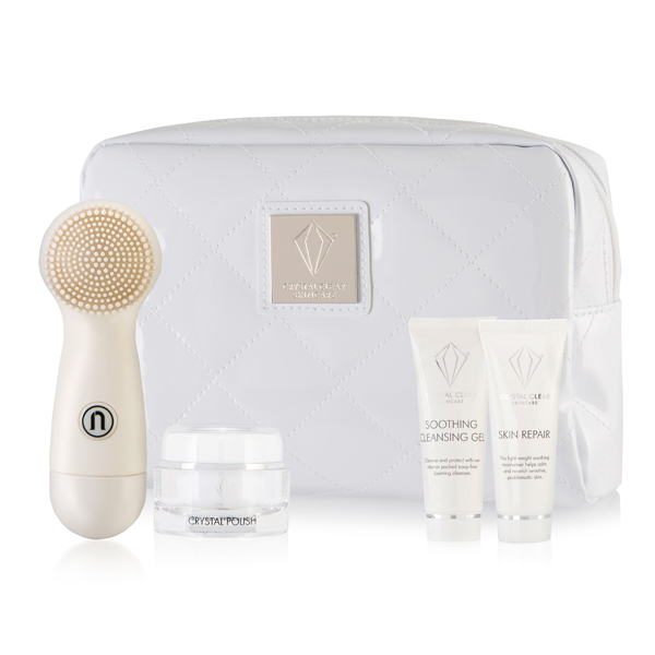 Crystal Clear Ionic Sonic Cleanse Kit No Colour
