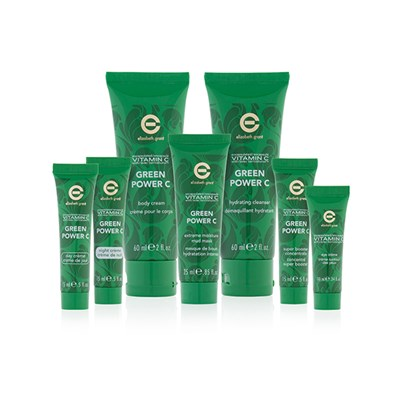 Elizabeth Grant Vitamin C Green Power C 7 Piece Gift Kit