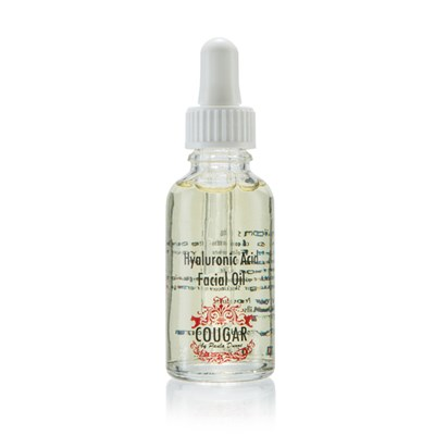 Cougar Hyaluronic Acid Facial Oil 30ml