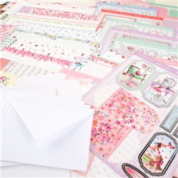Hunkydory Boutique Chic Luxury Card Collection